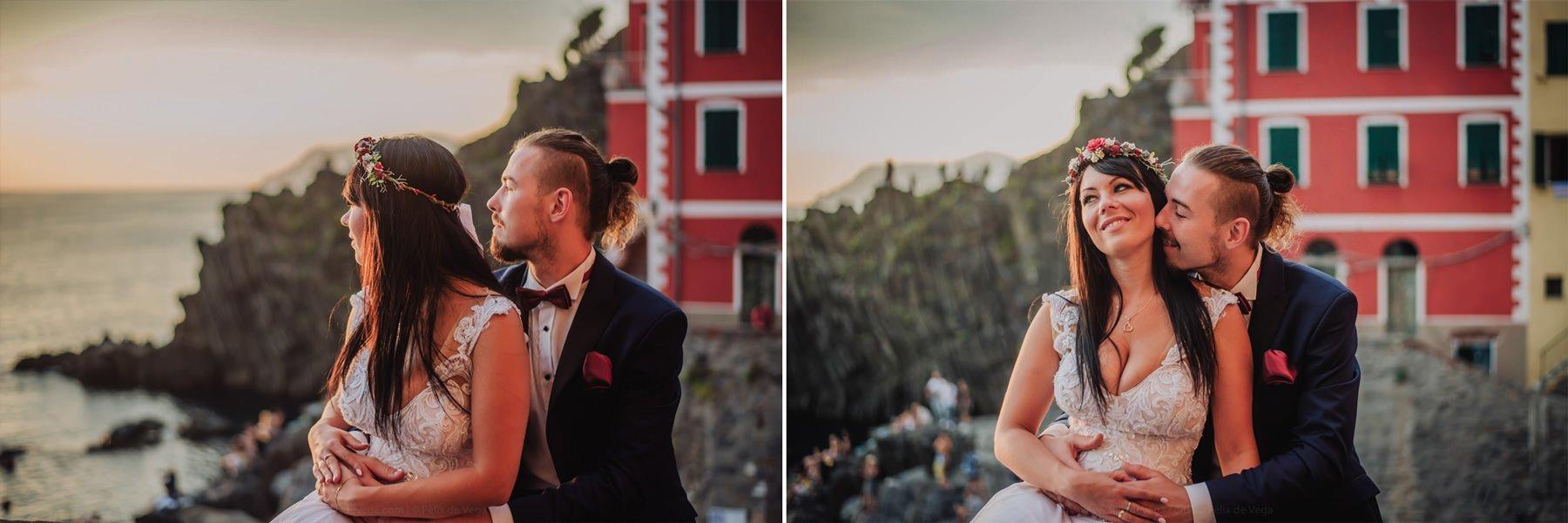 italian wedding wedding on destination italy