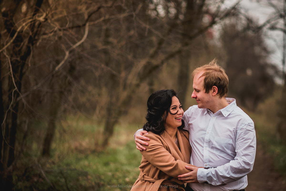 engagement session Warsaw - fotografia ślubna
