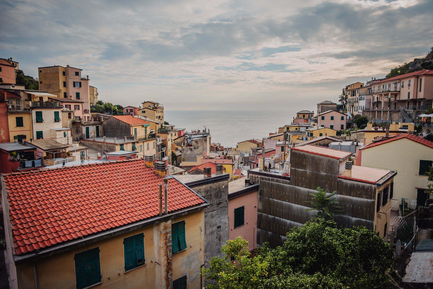 destination wedding Italy Cinque Terre