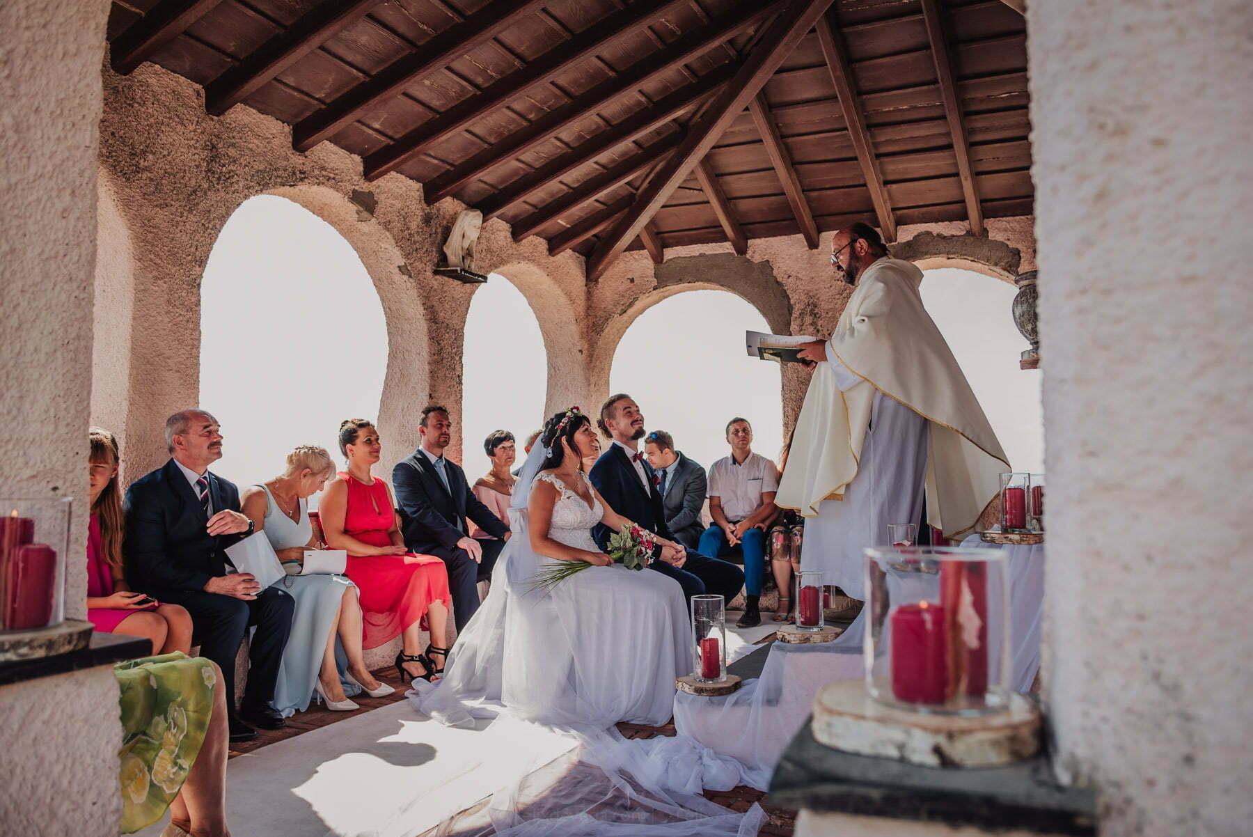 destination wedding in Itlay