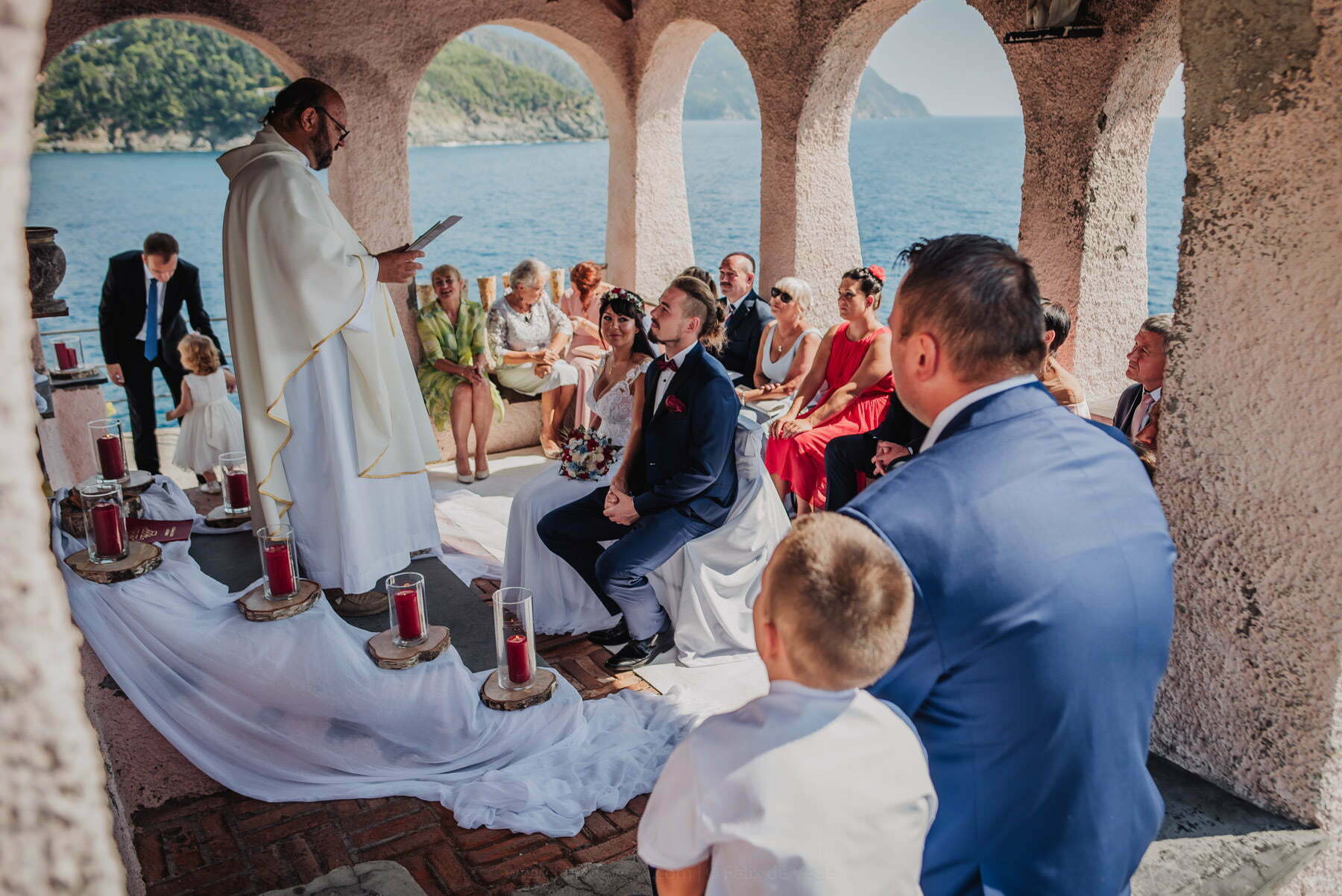 destination wedding in Cinque Terre
