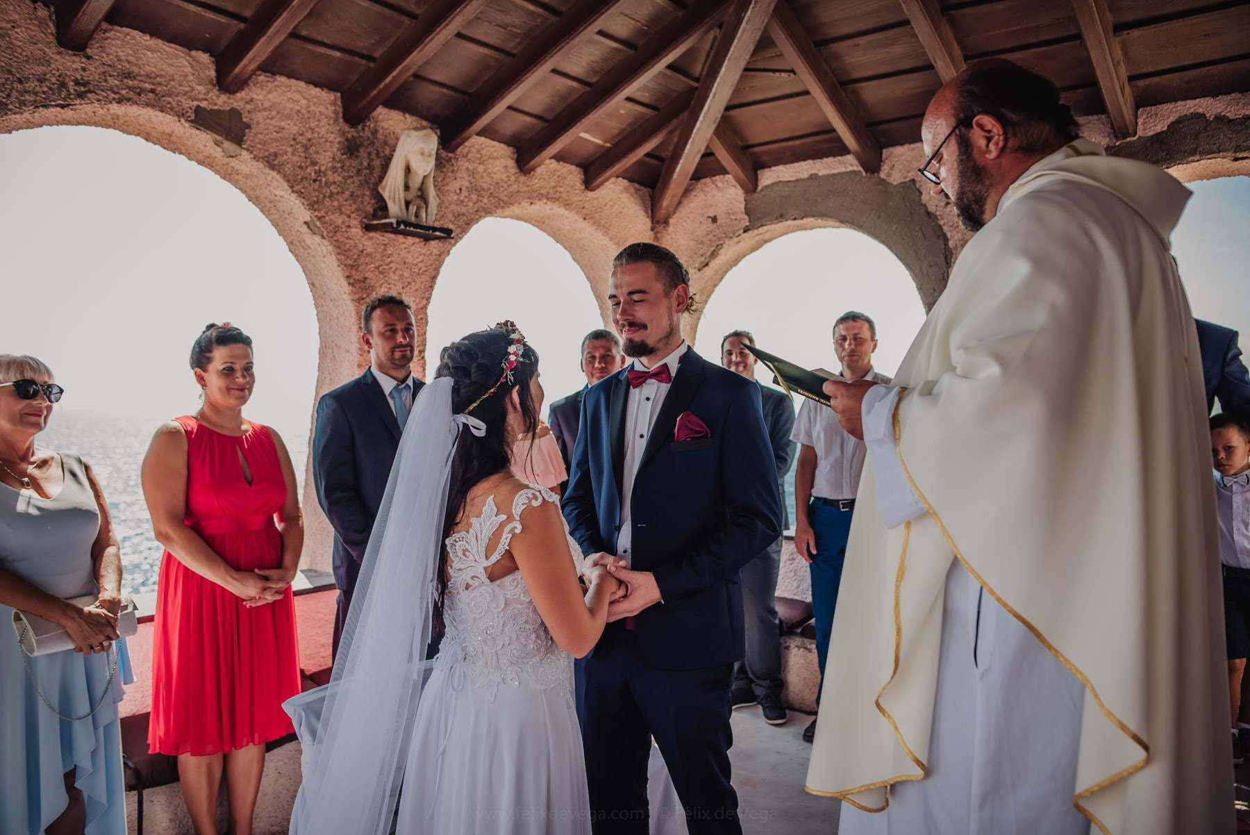 Cinque Terre destination wedding