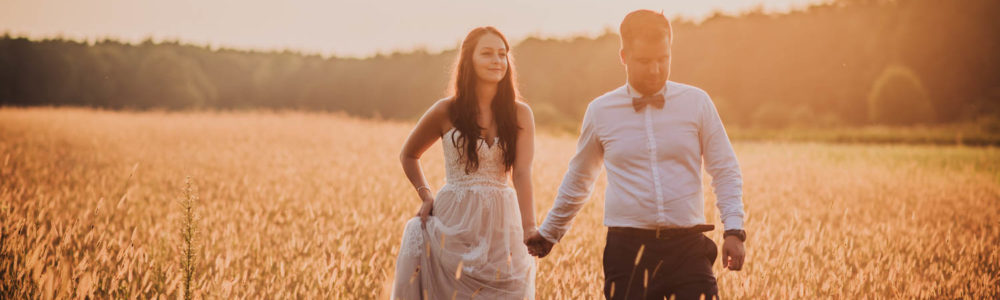 Ania & Piotr -  Into the nature