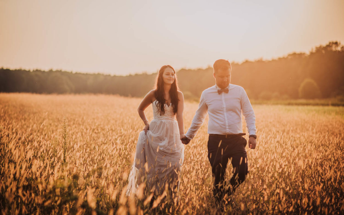 Ania & Piotr -  Into the nature