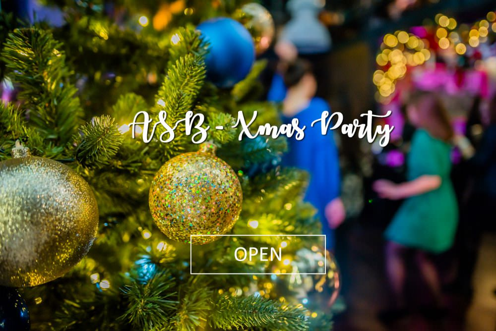 ASB Christmas Party